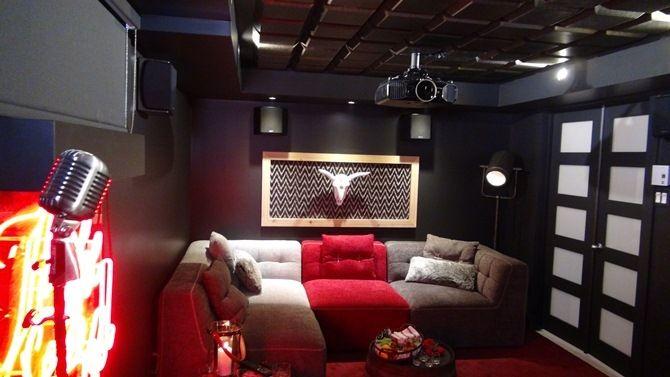 Le cinéma-maison de Dominic Paquet