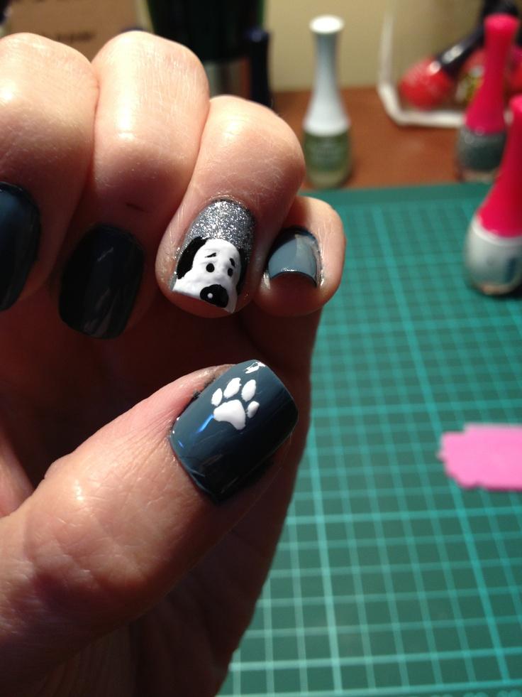 Dog nails - Best 25+ Dog Nail Art Ideas On Pinterest Dog Nails, Cute Easy