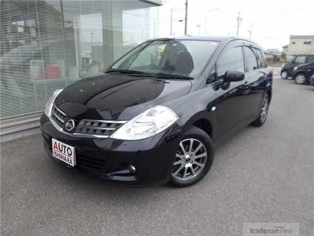 2012 Nissan Tiida C11 15MSV