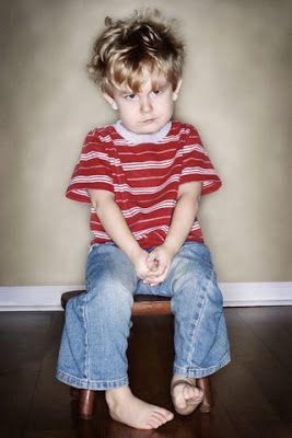 Άκου και μένα μαμά: Είσαι θυμωμένος, κάτσε στο καρεκλάκι σου να ηρεμήσεις