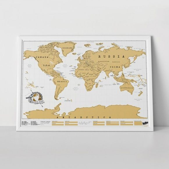 Mapa de raspar – Bem Legaus