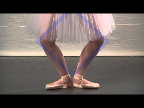 Degas and the Art of Dance Video: find shapes in dance movements related to degas' ballerina sketches