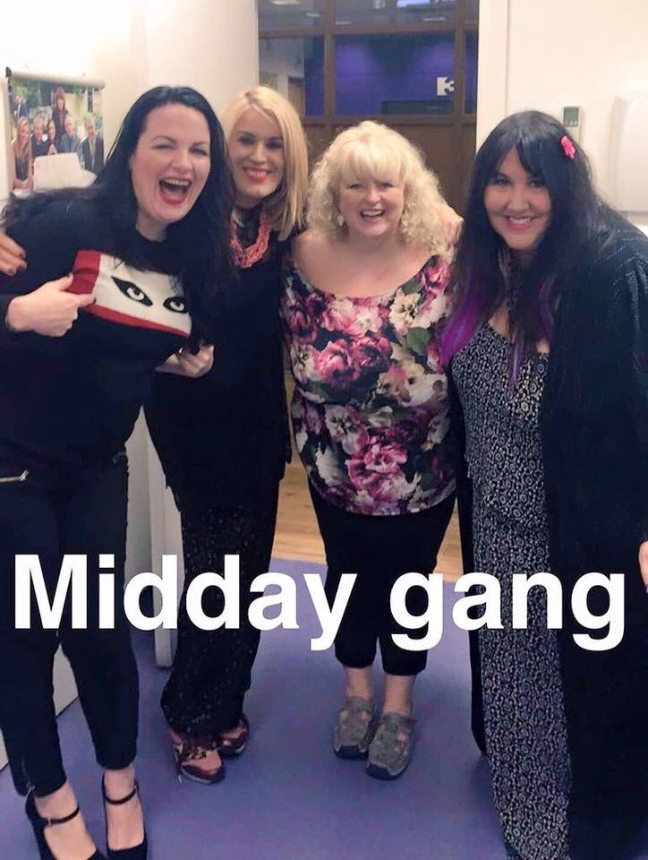 Always love my Midday girls in TV3