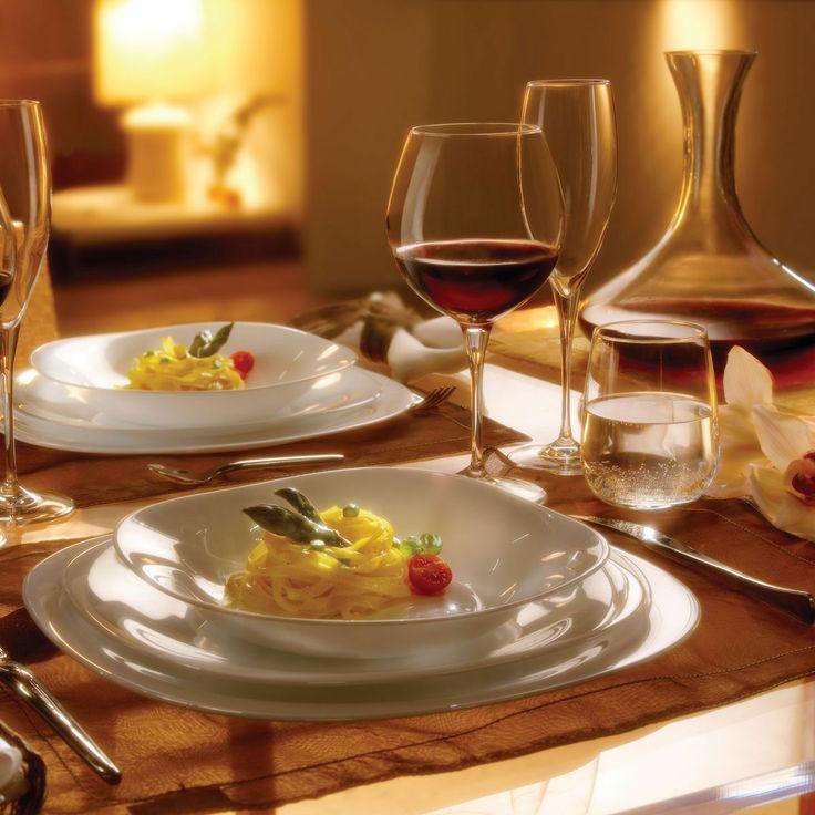 Bormioli Parma étkészlet