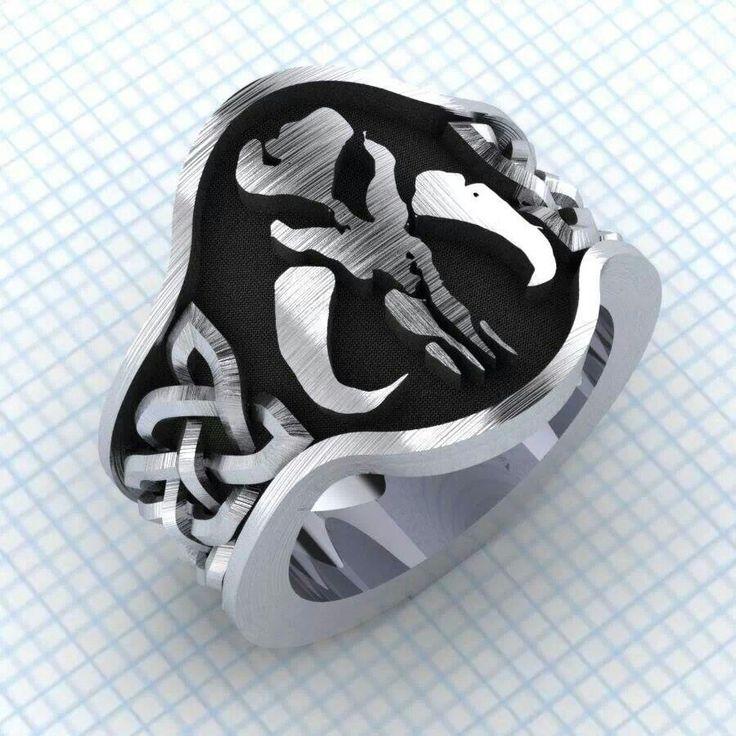 Mythosaur Skull Ring Mandos Pinterest Nice Boba