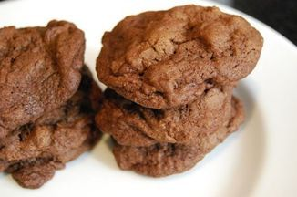 Double Chocolate Espresso Cookies Recipe on Food52 recipe on Food52