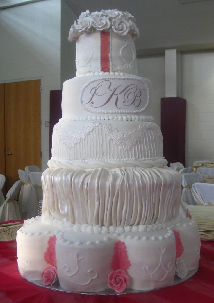 35 best Wedding cake ideas images on Pinterest Biscuits