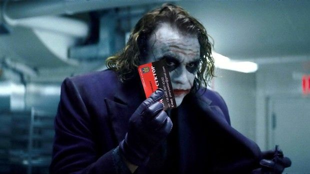 "Опять Джокер из ""Темного рыцаря"". Фото: Євромайдан / Twitter"