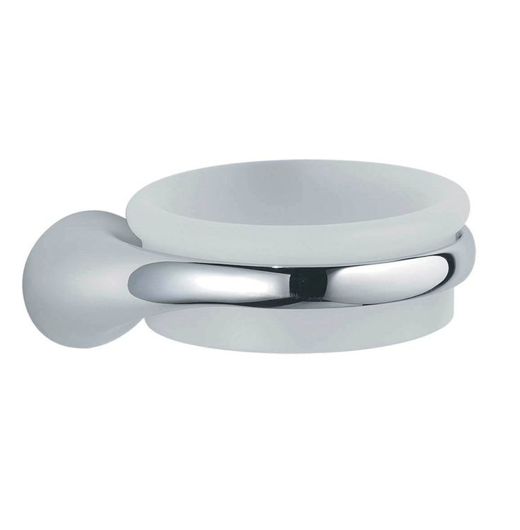 Artos L-04CH Lulay Soap Dish and Holder in Chrome