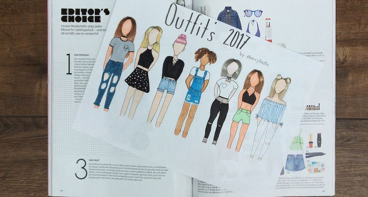 #copic #acryltastic #outfit #missmagazine