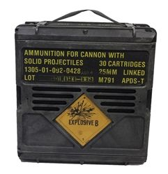 Military Outlet - 25mm Ammo Can Plastic