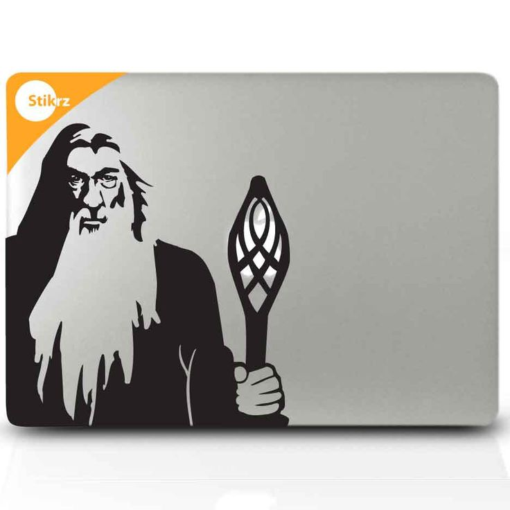 Lord Of The Rings Mac Stickers