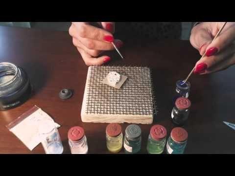 Ювелирные изделия из серебра с эмалью. Ручная работа. Всего от 2000 руб.! - YouTube