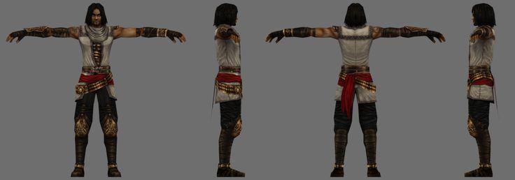 Принц Персии 3 от Maxdemon6