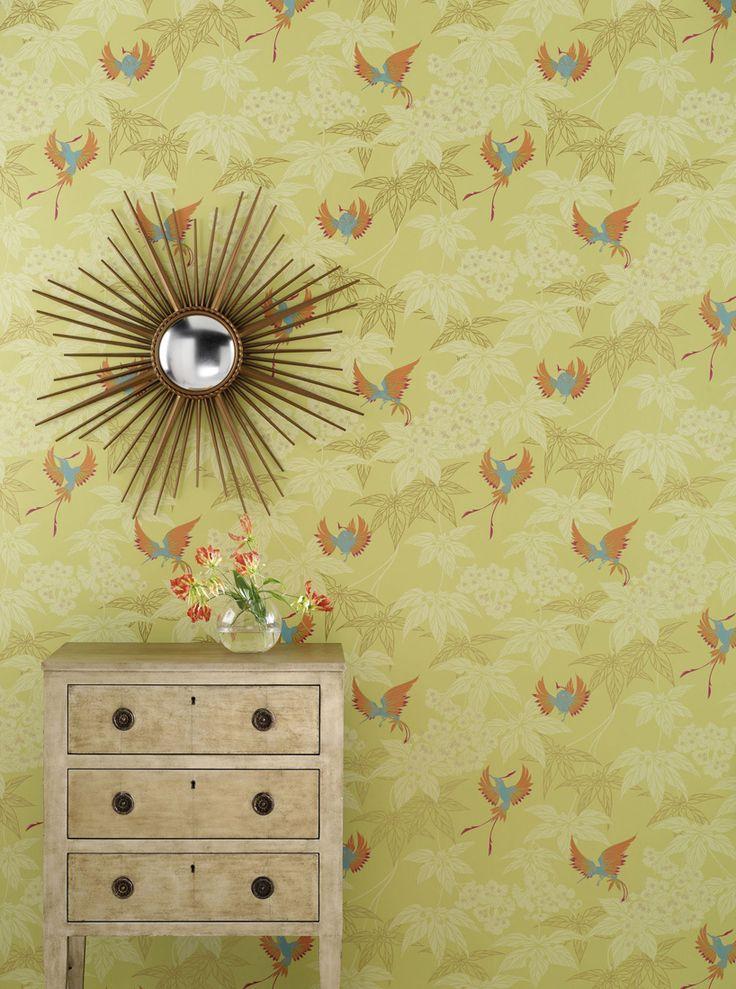 Wallpaper :: Osborne & Little Available from Noctura interiors Bangor Northern Ireland