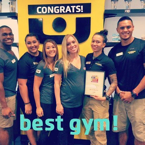 Our clubs rock! Congrats to our Mission Valley club for being voted the Best Gym in Mission Valley by Mission Valley News!  We are proud of you all 💪 #simplythebest #missionvalley #sandiego #gym #clean #fitness #fitfam #chuzefitness #bestgym #ichuzemygym #best #workout #work