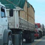 Restricción a la circulación de camiones por fin de semana largo por vacaciones de invierno