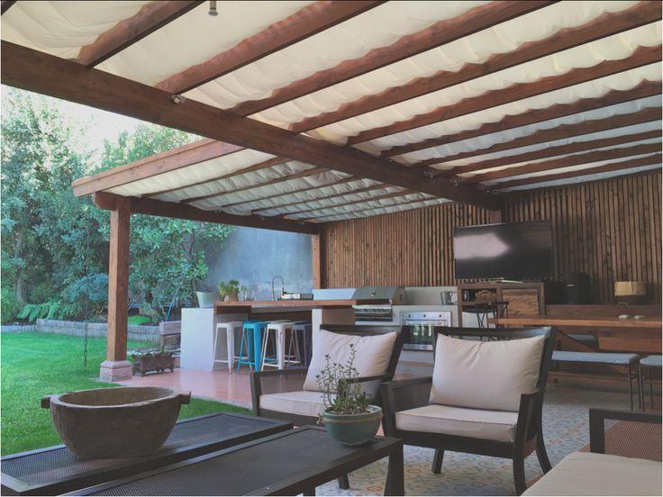 #ampliate #constructora #quincho #terraza #stgochile