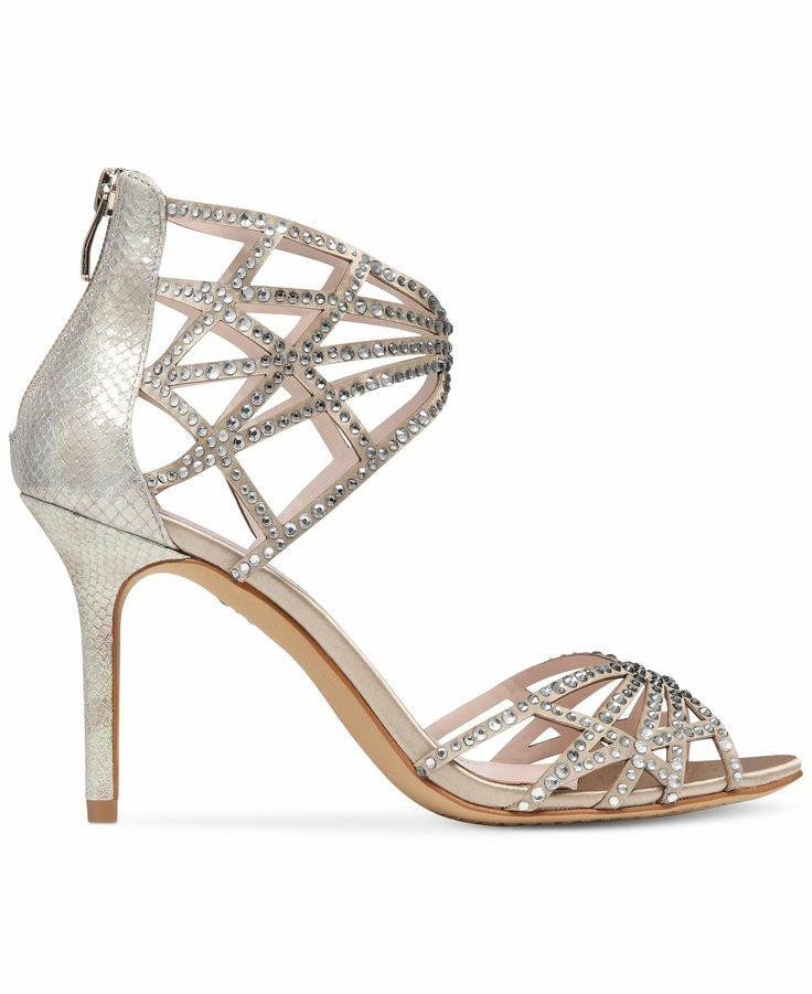 Vince Camuto Wari Evening Sandals - Sandals - Shoes - Macy's