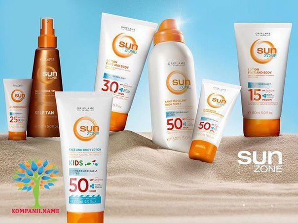 Наслаждайтесь солнцем без тревог и волнений! Солнцезащитные средства Sun Zone от Oriflame содержат UVA и UVB фильтры, чтобы защитить кожу от преждевременного старения и солнечных ожогов. И помните: защита от фотостарения необходима не только на пляже! В городе ультрафиолетовое излучение воздействиет на кожу также сильно, как и на море. Позаботьтесь о себе и своих близких! ******************************************* Тел./Viber для заказа продукции #oriflame : +380504105158 (Лариса)…
