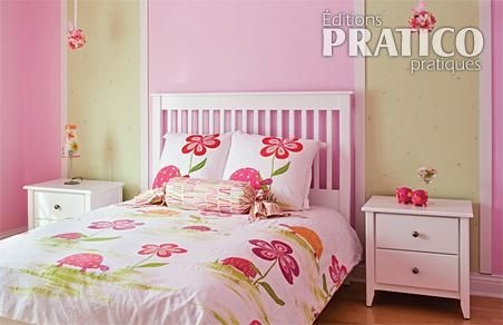 Chambre de fille d coration maison pinterest - Decoration de chambre de fille ...