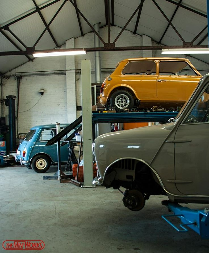 1000 images about garages with a difference on pinterest for Garage mini cooper annemasse