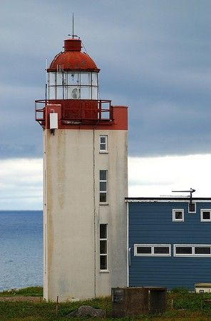 Lighthouses of St. Pierre and Miquelon