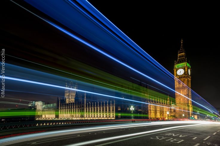 London view by Maurizio Verdecchia on 500px