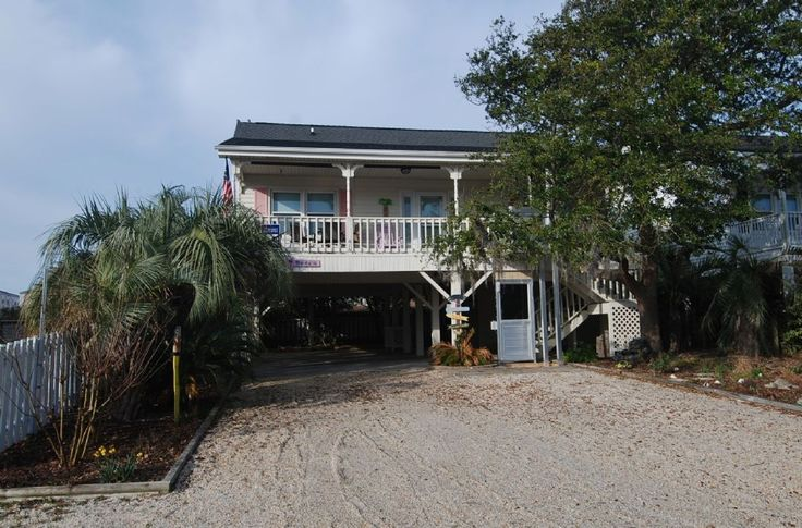 Cool Runnings - House | 10th Row Back Sunset Beach Vacation Rentals