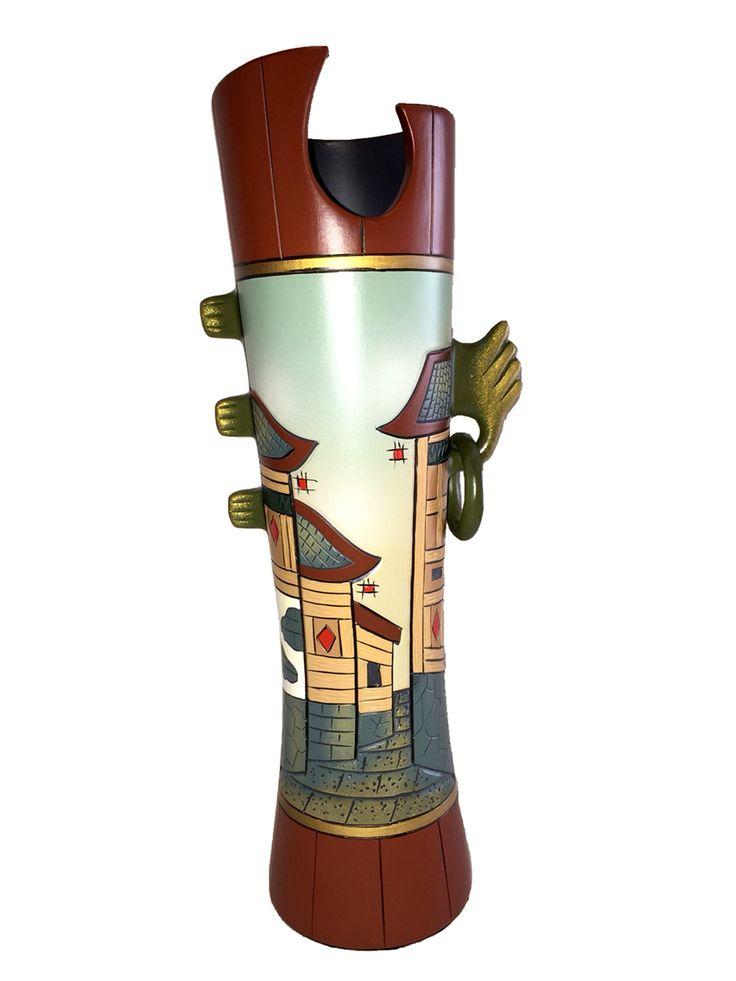 Jarrón decorativo  www.almaludeco.com Envíos a todo Colombia