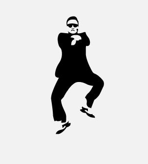 Gangnam Style Dance; lol Yes