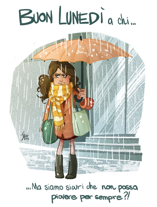 Illustrations for boring monday mornings | 2014 on Behance