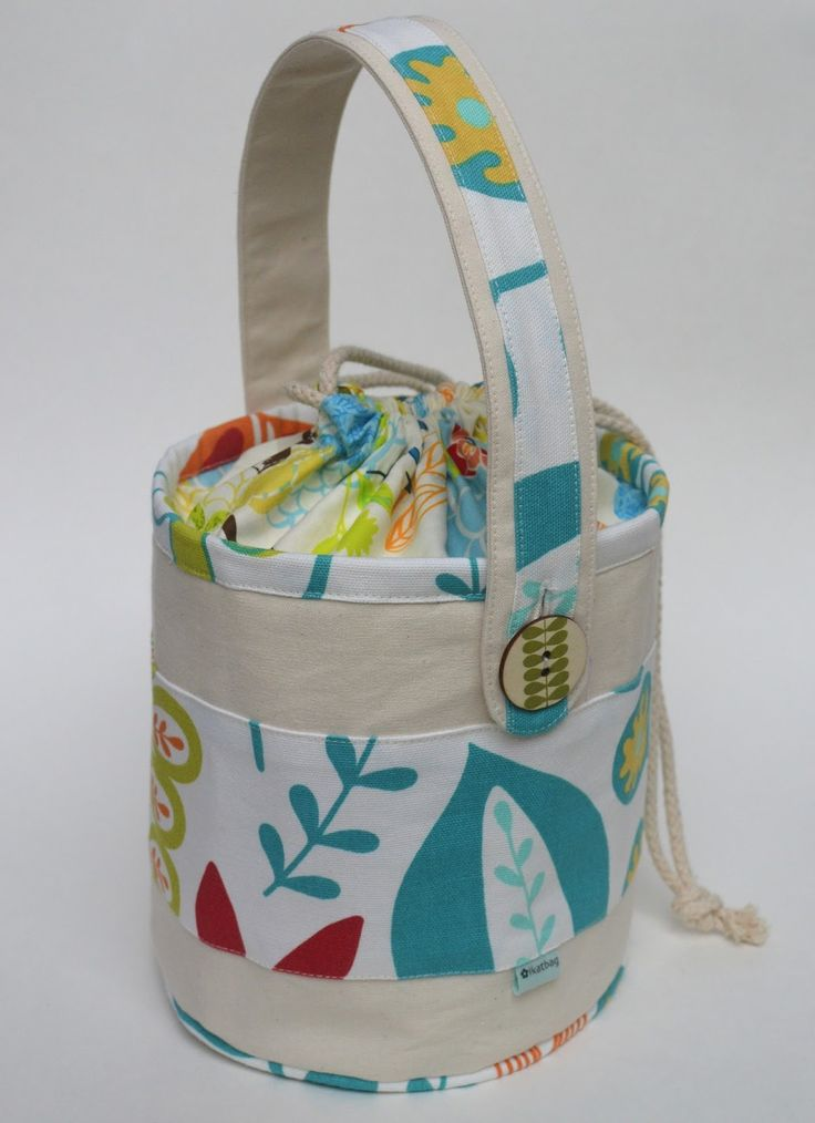 Last week was Bug Party  Week.     This week is Lunch Bucket Week.       Over my many, many years of sewing, I've realized that my favori...
