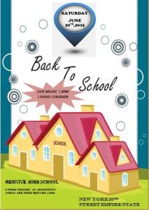 Best Back To School Flyers Images On   Back To School