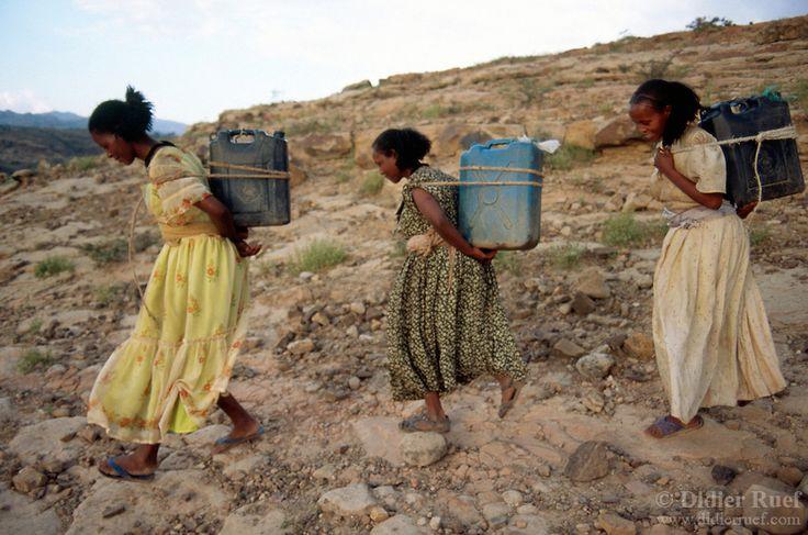 Eritrea. Southern Debud Zone. Maiwuray.