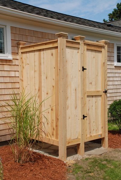 Outdoor Shower : Standard House Mount $999