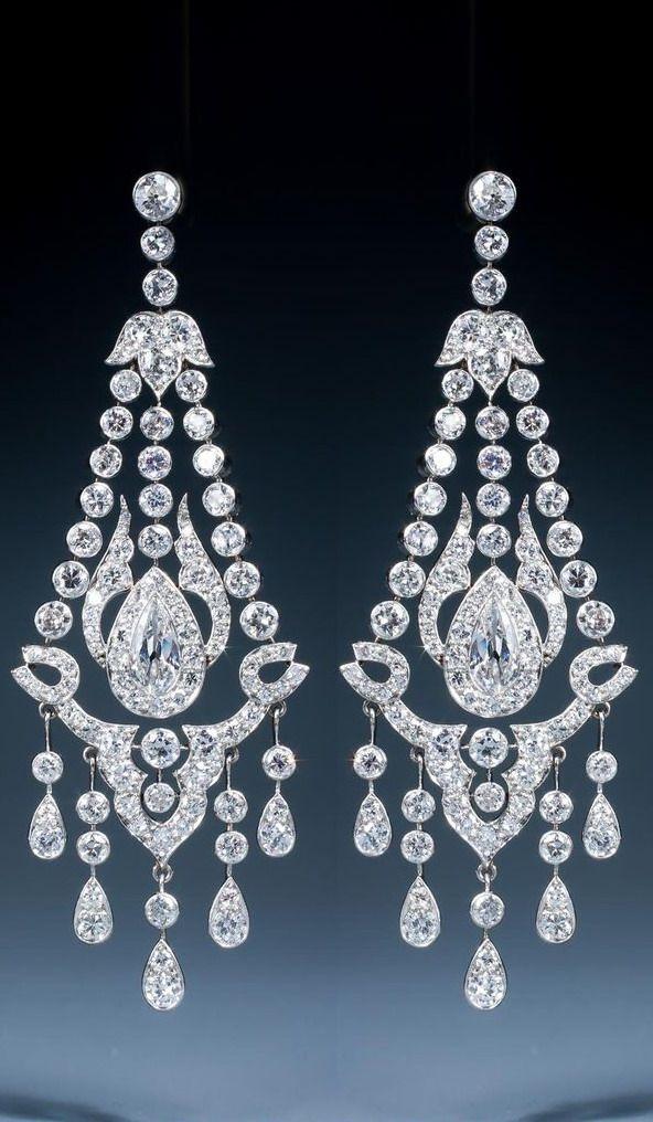 17 Best Ideas About Diamond Chandelier Earrings On
