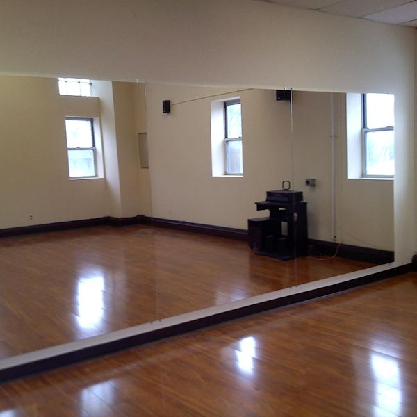 Home Gym Mirrors, Dance Rooms