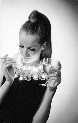 veruschka #partygirl #millyny