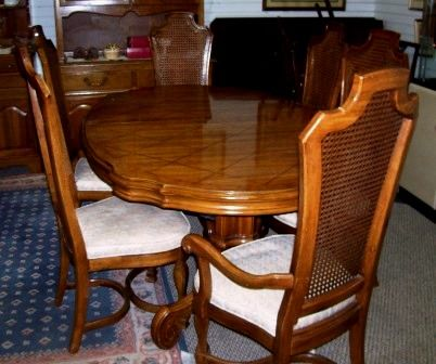 Made In 1979 By Thomasville Galleries Furniture In VA.