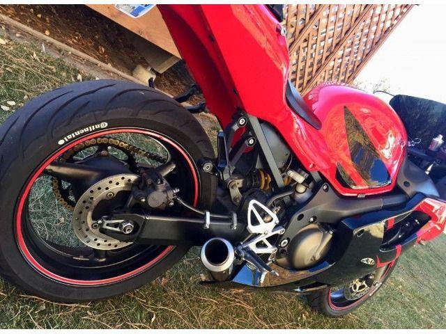 Honda CBR 600 - Motorcycles - Rapid City - South Dakota - announcement-80794