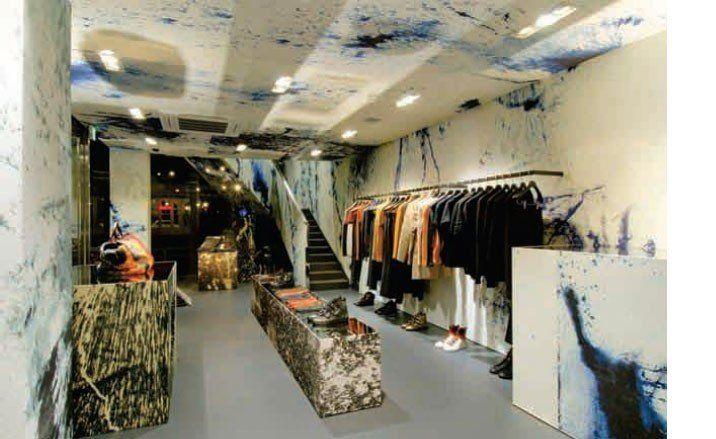 Raf Simons stores, Tokyo and Osaka | Fashion | Wallpaper* Magazine