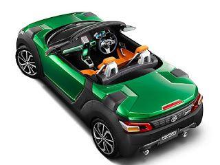 Spesifikasi dan Harga Mobil Daihatsu Copen Yang Mahal dan Eksklusif