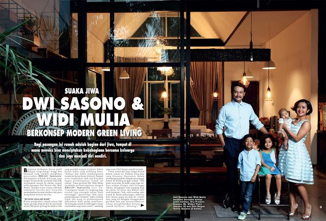 Gravity Around Me: Article on HELLO! Indonesia, Edisi Mei 2015. Dwi S...