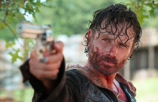 """Andrew Lincoln's Idea for Final Scene of """"The Walking Dead"""" is Perfectly Badass"""