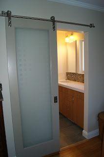 Sliding Barn Doors For Bathroom