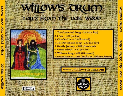 Tales From The Oakwood by Willows Drum