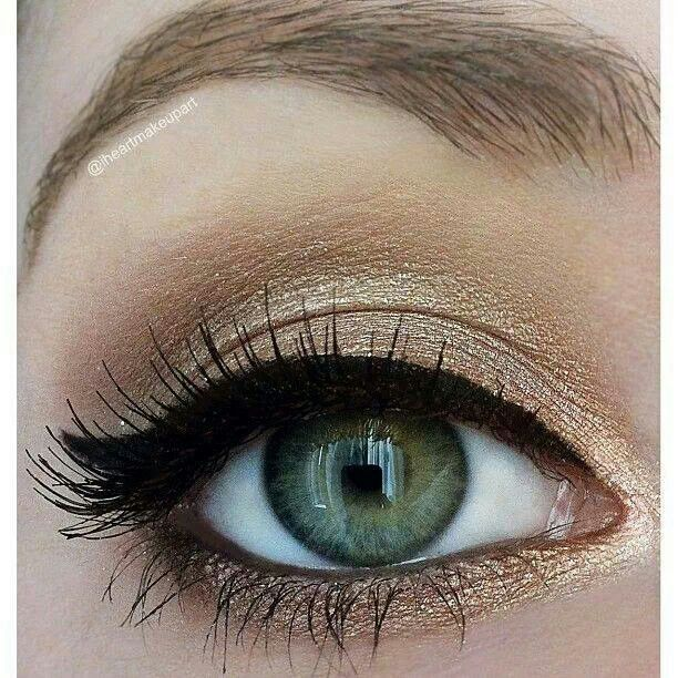 Love this eye makeup!