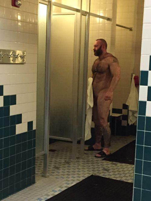 Hairy Men Heaven | Bears & Beards | Pinterest | Shower time, Hairy men and  Gay