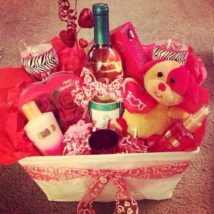 nice valentines day gift basket - Valentines Day Gift Basket Ideas